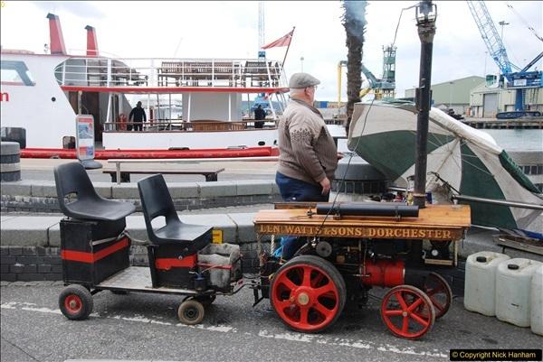2017-05-13 Mini Steam on Poole Quay, Poole, Dorset.  (35)035