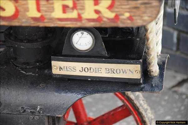 2017-05-13 Mini Steam on Poole Quay, Poole, Dorset.  (37)037