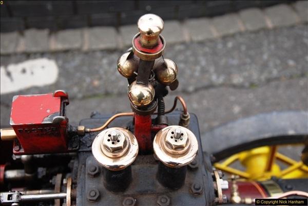 2017-05-13 Mini Steam on Poole Quay, Poole, Dorset.  (43)043