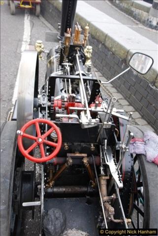 2017-05-13 Mini Steam on Poole Quay, Poole, Dorset.  (51)051