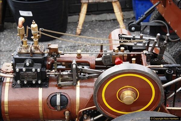 2017-05-13 Mini Steam on Poole Quay, Poole, Dorset.  (57)057