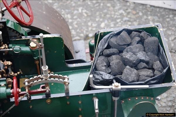 2017-05-13 Mini Steam on Poole Quay, Poole, Dorset.  (63)063