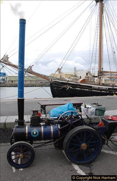 2017-05-13 Mini Steam on Poole Quay, Poole, Dorset.  (68)068