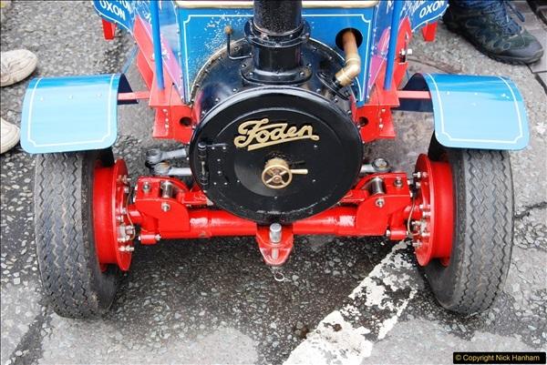 2017-05-13 Mini Steam on Poole Quay, Poole, Dorset.  (74)074