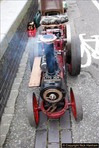 2017-05-13 Mini Steam on Poole Quay, Poole, Dorset.  (84)084