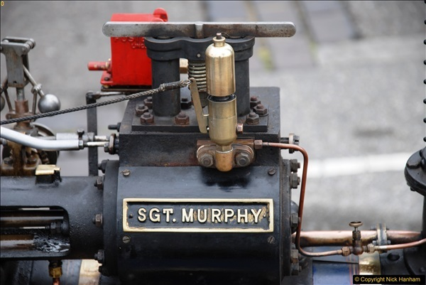 2017-05-13 Mini Steam on Poole Quay, Poole, Dorset.  (110)110