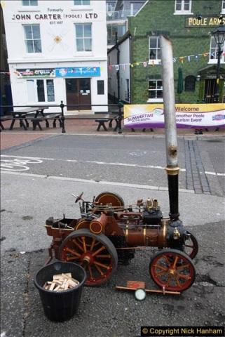 2017-05-13 Mini Steam on Poole Quay, Poole, Dorset.  (113)113