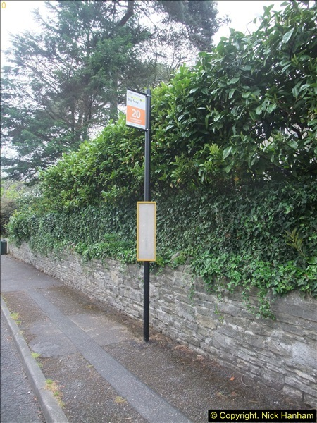 2015-05-15 New bus stops on the Route 20 near your Host's home.  (1)087