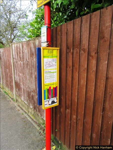2017-03-17 We get a new bus shelter for the Yellow Buses Route 20 and W&D Route 60.  (10)117