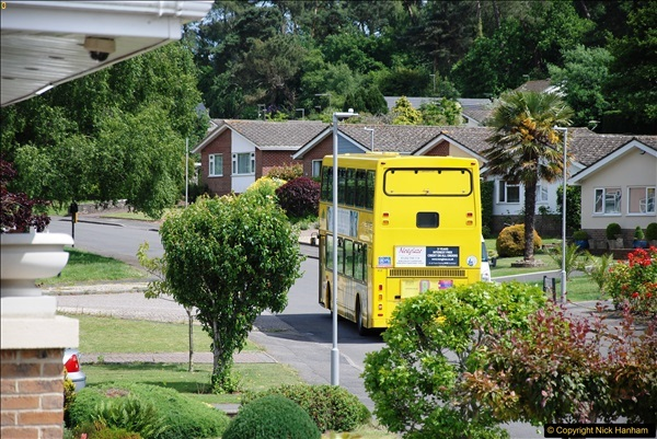 2017-06-03 A rare double decker on our now D1 service.   (22)151