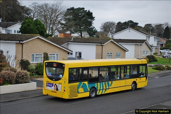 2018-03-31 Last days of service for the D1 as  a Yellow Bus route.  (15)186