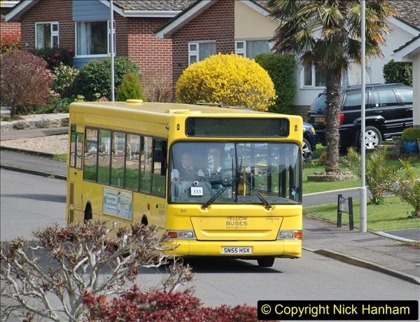 2018-04-06 Penultimate day of Yellow Buses operation on the D1. (4)191