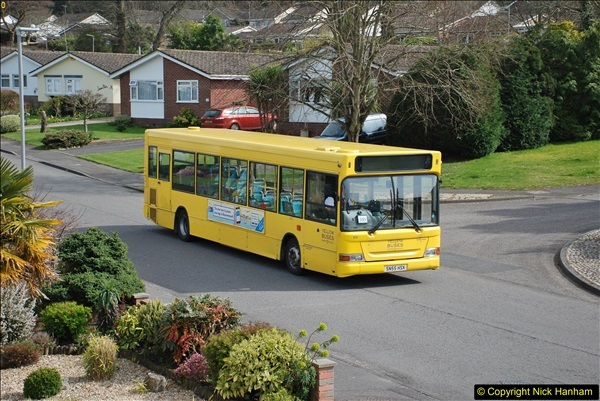 2018-04-06 Penultimate day of Yellow Buses operation on the D1. (5)192
