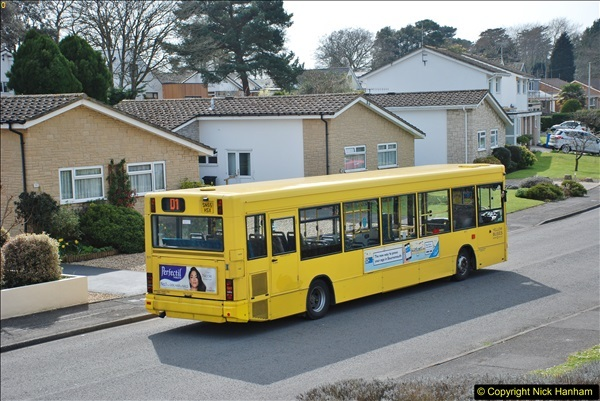 2018-04-06 Penultimate day of Yellow Buses operation on the D1. (6)193