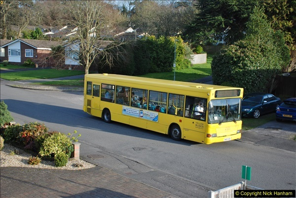 2018-04-06 Penultimate day of Yellow Buses operation on the D1. (14)201