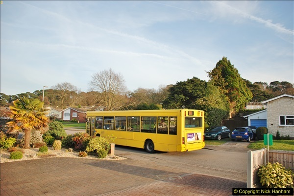 2018-04-06 Penultimate day of Yellow Buses operation on the D1. (16)203