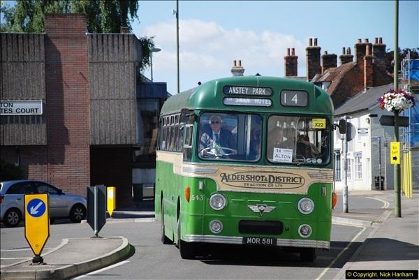 2015-07-19 The Alton Bus Rally 2015, Alton, Hampshire.  (5)005