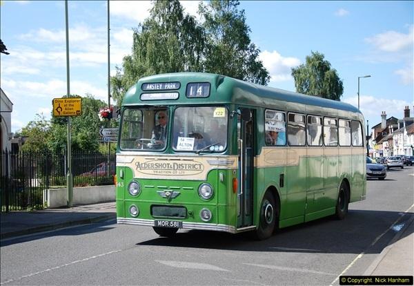 2015-07-19 The Alton Bus Rally 2015, Alton, Hampshire.  (7)007