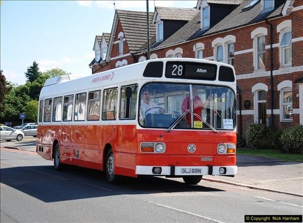 2015-07-19 The Alton Bus Rally 2015, Alton, Hampshire.  (10)010