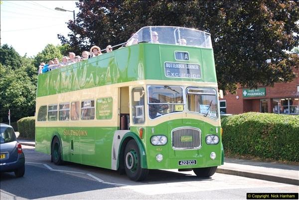 2015-07-19 The Alton Bus Rally 2015, Alton, Hampshire.  (14)014