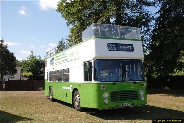 2015-07-19 The Alton Bus Rally 2015, Alton, Hampshire.  (23)023