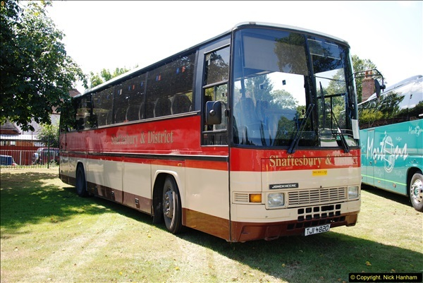 2015-07-19 The Alton Bus Rally 2015, Alton, Hampshire.  (26)026