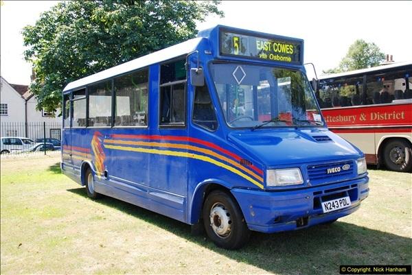 2015-07-19 The Alton Bus Rally 2015, Alton, Hampshire.  (27)027
