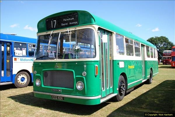2015-07-19 The Alton Bus Rally 2015, Alton, Hampshire.  (50)050
