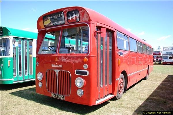 2015-07-19 The Alton Bus Rally 2015, Alton, Hampshire.  (51)051