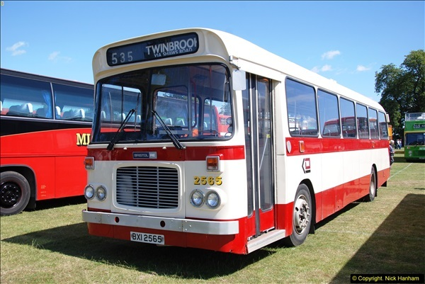 2015-07-19 The Alton Bus Rally 2015, Alton, Hampshire.  (57)057