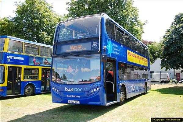 2015-07-19 The Alton Bus Rally 2015, Alton, Hampshire.  (62)062