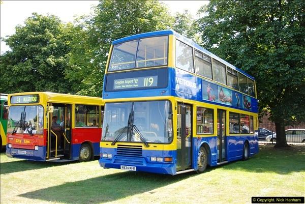 2015-07-19 The Alton Bus Rally 2015, Alton, Hampshire.  (63)063