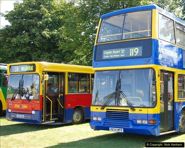 2015-07-19 The Alton Bus Rally 2015, Alton, Hampshire.  (64)064
