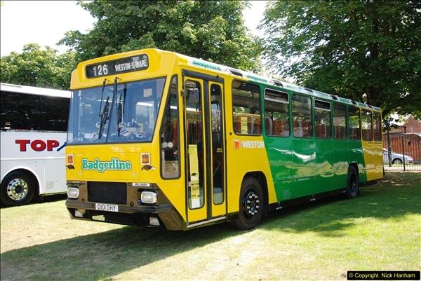 2015-07-19 The Alton Bus Rally 2015, Alton, Hampshire.  (66)066