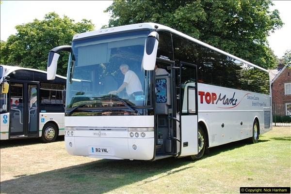 2015-07-19 The Alton Bus Rally 2015, Alton, Hampshire.  (70)070