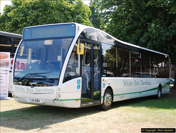 2015-07-19 The Alton Bus Rally 2015, Alton, Hampshire.  (71)071