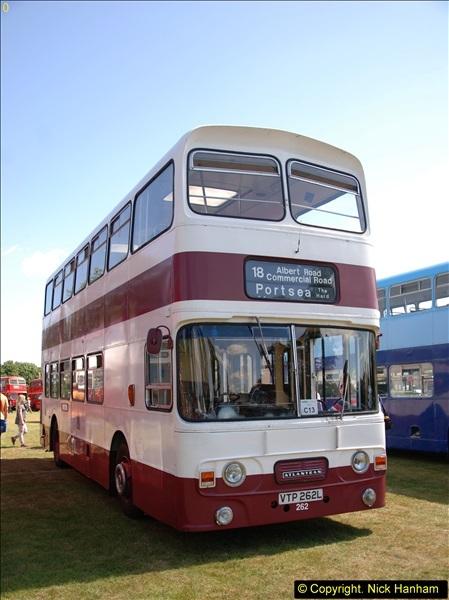 2015-07-19 The Alton Bus Rally 2015, Alton, Hampshire.  (74)074