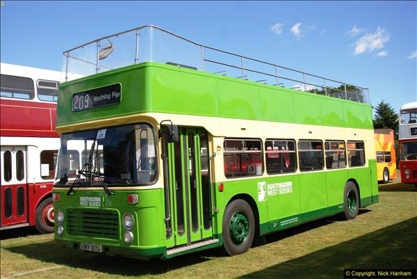 2015-07-19 The Alton Bus Rally 2015, Alton, Hampshire.  (76)076