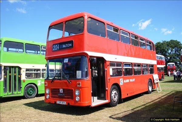 2015-07-19 The Alton Bus Rally 2015, Alton, Hampshire.  (79)079