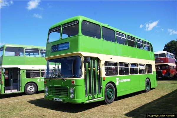 2015-07-19 The Alton Bus Rally 2015, Alton, Hampshire.  (80)080