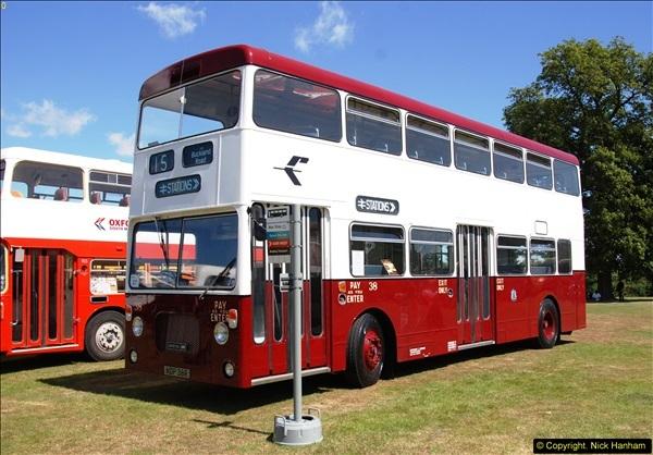 2015-07-19 The Alton Bus Rally 2015, Alton, Hampshire.  (94)094