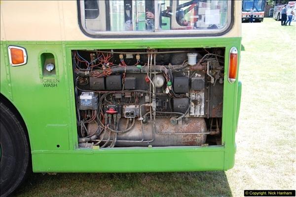 2015-07-19 The Alton Bus Rally 2015, Alton, Hampshire.  (99)099
