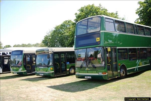2015-07-19 The Alton Bus Rally 2015, Alton, Hampshire.  (108)108