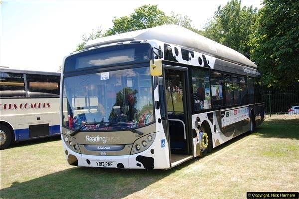 2015-07-19 The Alton Bus Rally 2015, Alton, Hampshire.  (111)111