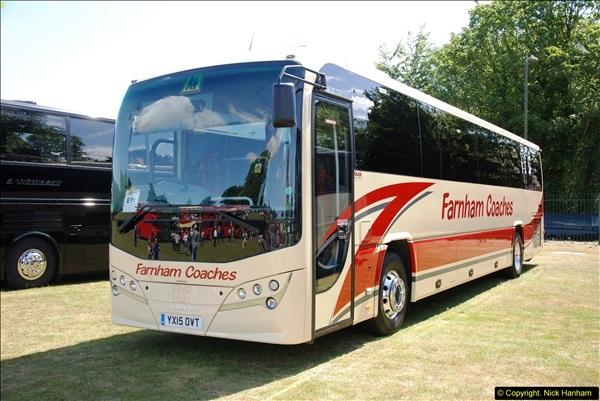 2015-07-19 The Alton Bus Rally 2015, Alton, Hampshire.  (116)116