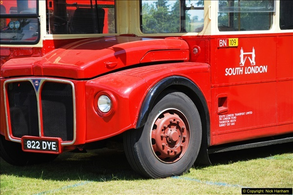 2015-07-19 The Alton Bus Rally 2015, Alton, Hampshire.  (123)123
