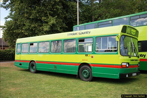 2015-07-19 The Alton Bus Rally 2015, Alton, Hampshire.  (186)186