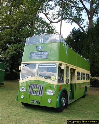2015-07-19 The Alton Bus Rally 2015, Alton, Hampshire.  (192)192