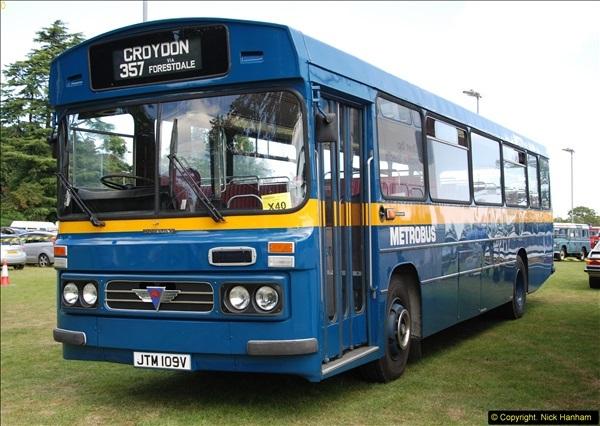 2015-07-19 The Alton Bus Rally 2015, Alton, Hampshire.  (195)195