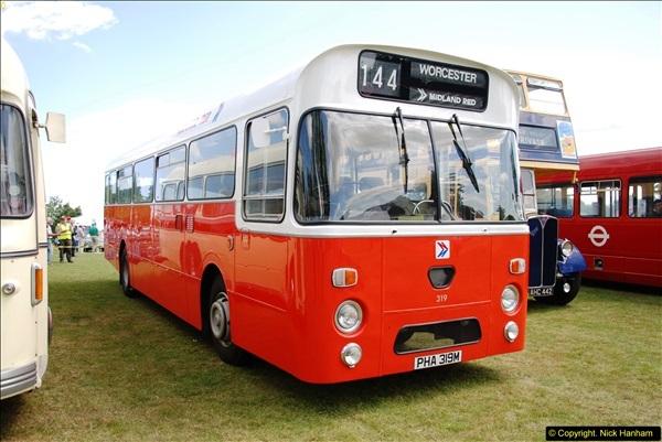 2015-07-19 The Alton Bus Rally 2015, Alton, Hampshire.  (200)200